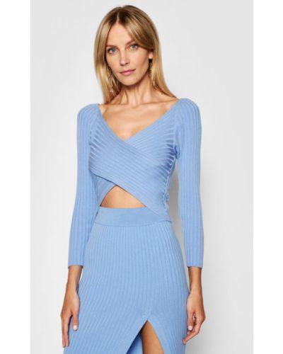 Niebieski sweter Kontatto