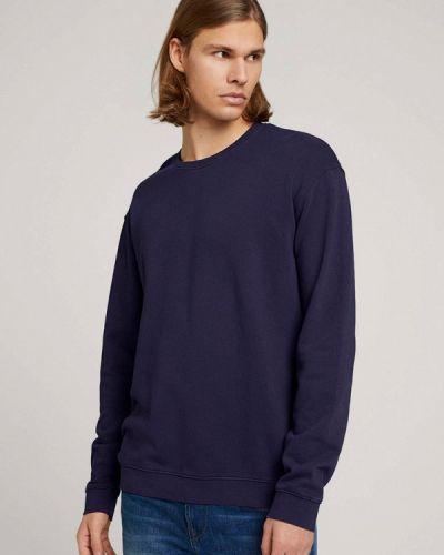 Синяя джинсовая кофта Tom Tailor Denim