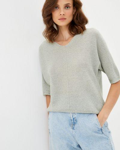 Бирюзовый пуловер Defacto