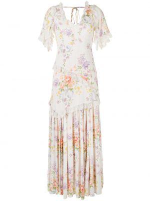 Кружевное платье макси Needle & Thread