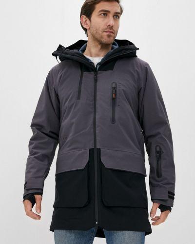 Серая куртка горнолыжная Termit