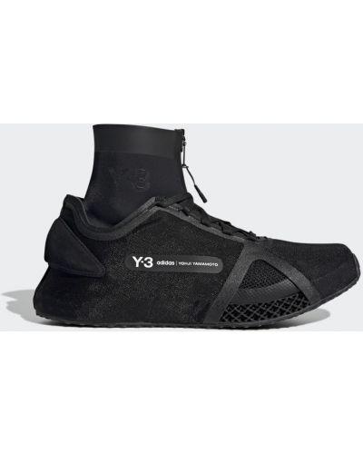 Кроссовки - черные Adidas