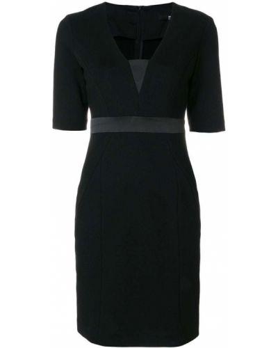 Платье из вискозы Karl Lagerfeld