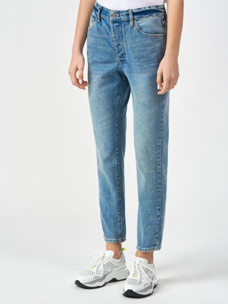 Повседневные джинсы - синие Armani Exchange