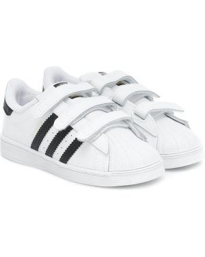 Sneakersy skórzany Adidas Originals Kids