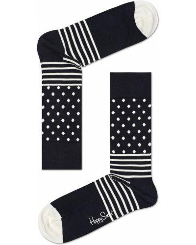 Носки Black & White (4 пары) Happy Socks
