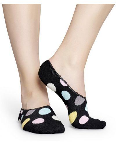 Черные носки Happy Socks