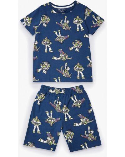 Пижама синяя Marks & Spencer