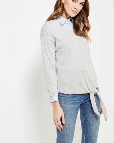 Серый пуловер 2018 Marks & Spencer