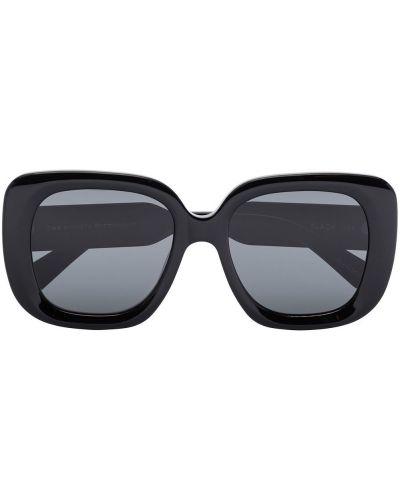 Czarne okulary oversize Chimi