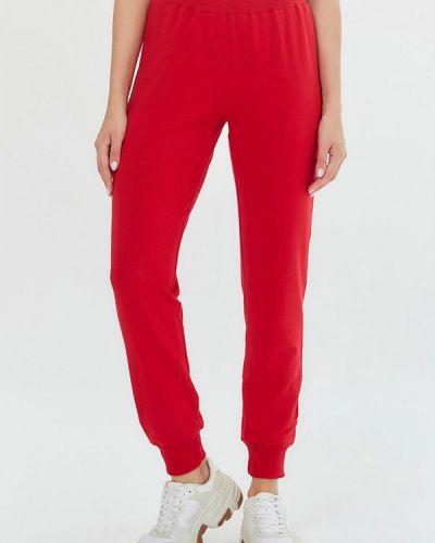 Красные спортивные брюки Madlen