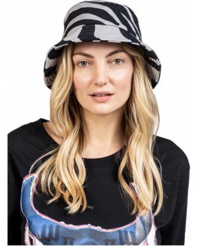 Czarny kapelusz bawełniany Robert Kupisz
