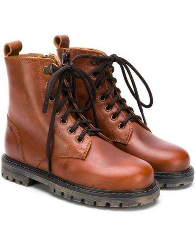 Ботинки коричневый Pèpè