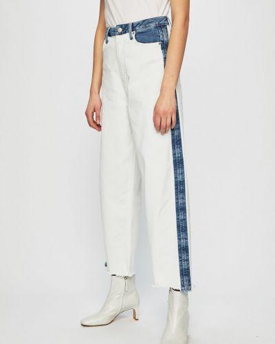 Джинсы с лампасами mom Pepe Jeans