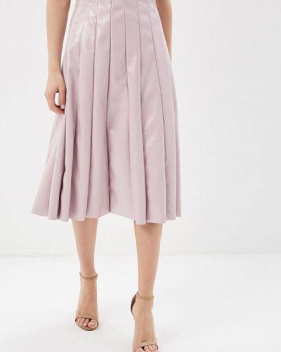 Розовая юбка весенняя Paccio