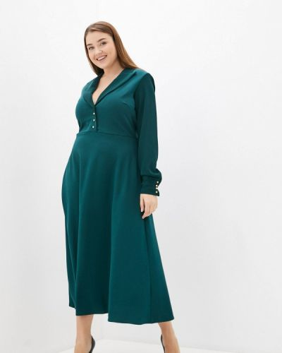Повседневное платье - зеленое Sophia