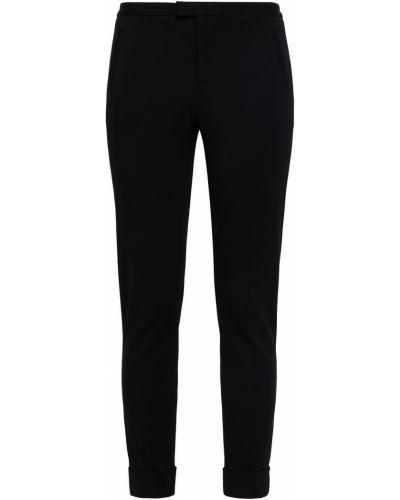 Вязаные черные брюки с манжетами Atm Anthony Thomas Melillo