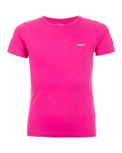 Спортивная футболка - розовая Demix