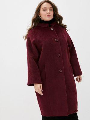 Пальто - бордовое Ovelli