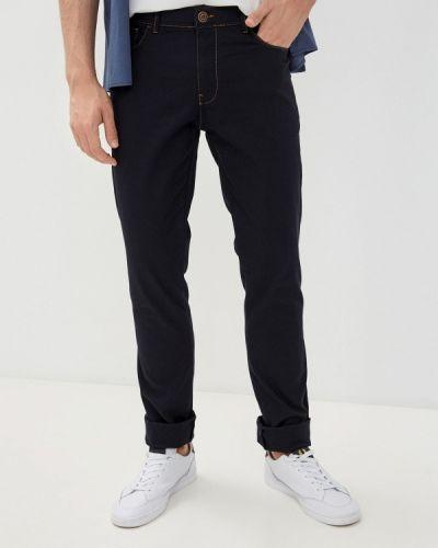 Черные прямые джинсы Galvanni