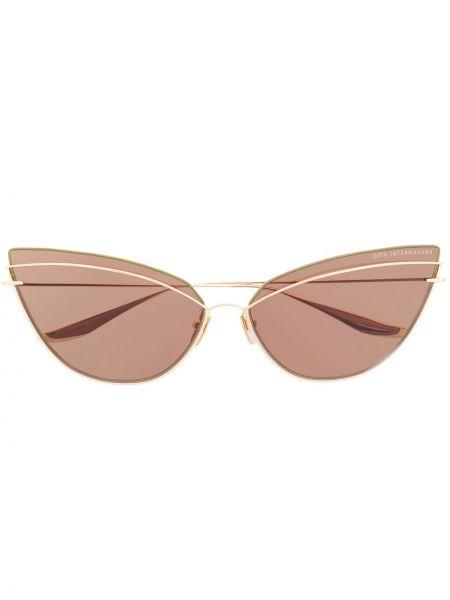 Солнцезащитные очки хаки с завязками Dita Eyewear