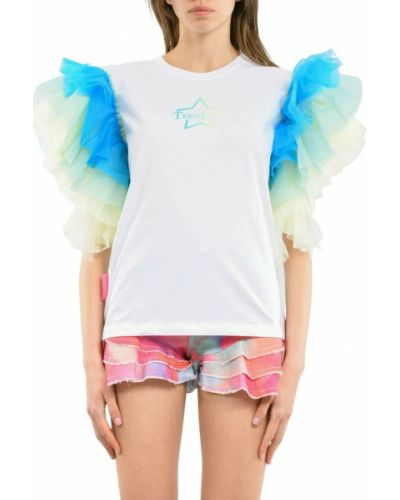 Biała t-shirt Teen Idol