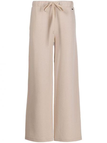 Свободные брюки с карманами серебряный Fay