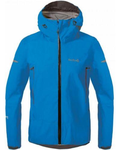 Голубая куртка на высоких Red Fox