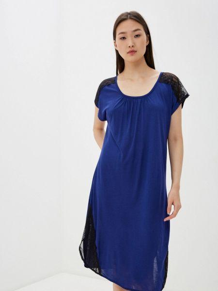 Синяя рубашка Relax Mode