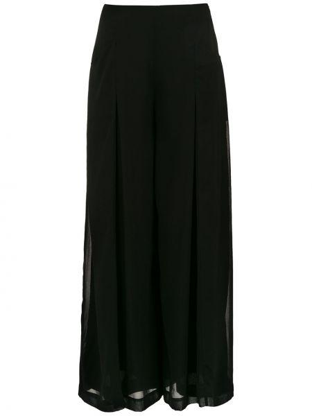 Черные брюки Mara Mac