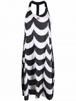 Платье без рукавов - белое Adidas
