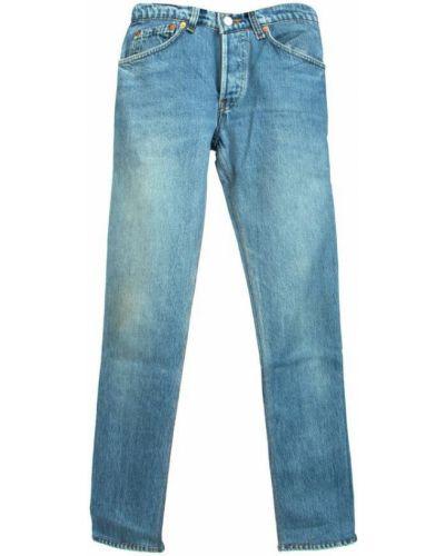 Mom jeans - niebieskie Re/done