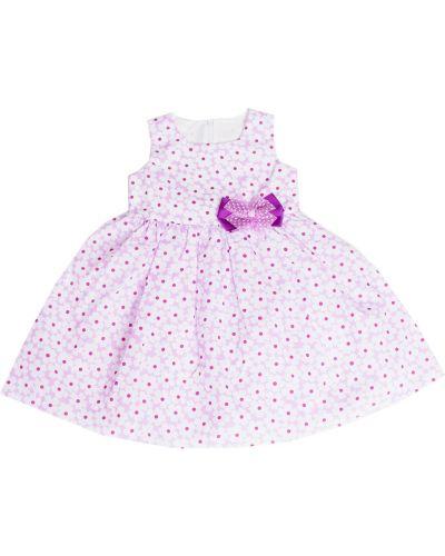 Платье хлопковое с принтом Lacywear