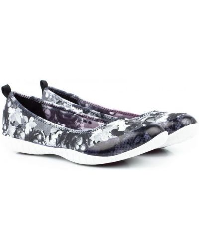 Балетки на каблуке Skechers