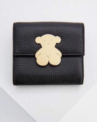 Черный кошелек Tous