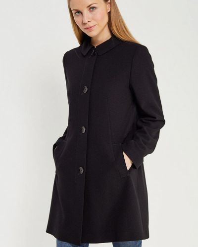 Черное пальто Betty Barclay
