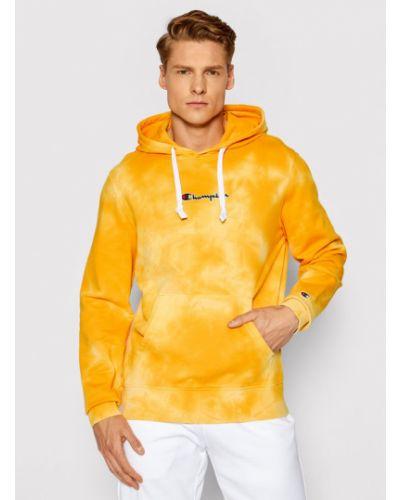 Żółta bluza Champion