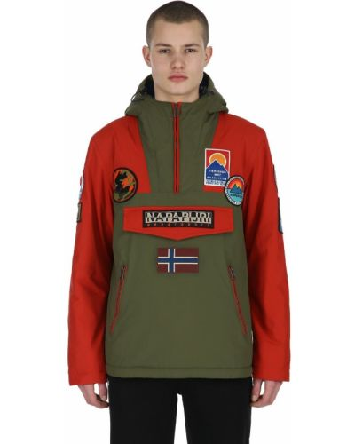 Пиджак с карманами с капюшоном Napapijri
