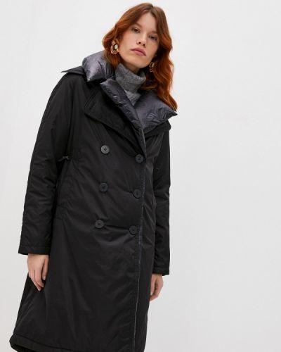 Черная куртка Duno