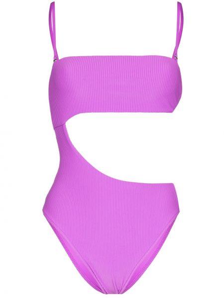 Сиреневый купальник с вырезом Frankie's Bikinis