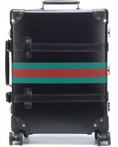 Черный чемодан Gucci