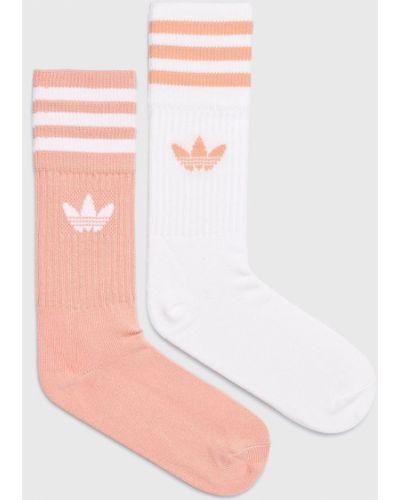 Розовые колготки Adidas Originals