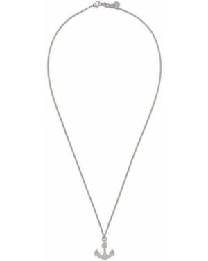 Ожерелье серебряный A.p.c.
