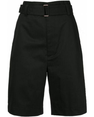 Черные шорты Marc Jacobs