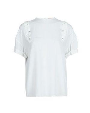 Блузка - белая No.21