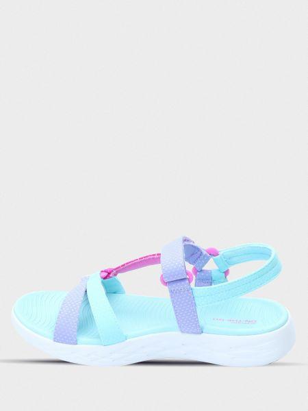 Текстильные сандалии Skechers