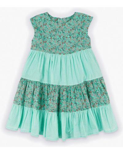 Платье бирюзовый индийский Marks & Spencer