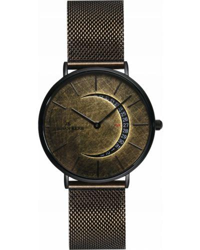 Klasyczny biały zegarek z siateczką Jordan Kerr