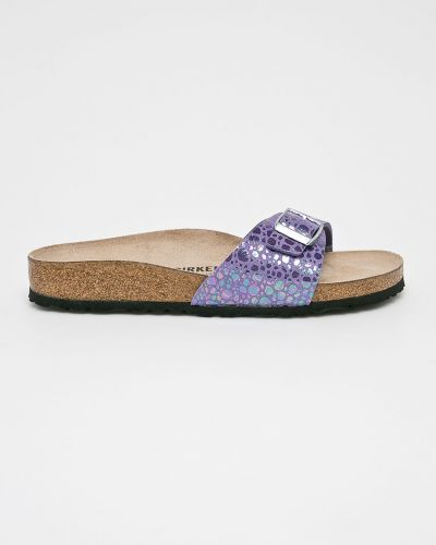 Сандалии кожаный фиолетовый Birkenstock