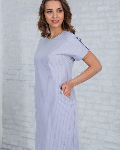 Платье с карманами азалия